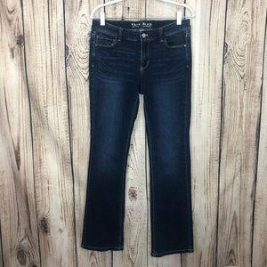 NWOT WHBM Straight Leg Jeans Size 6 Short